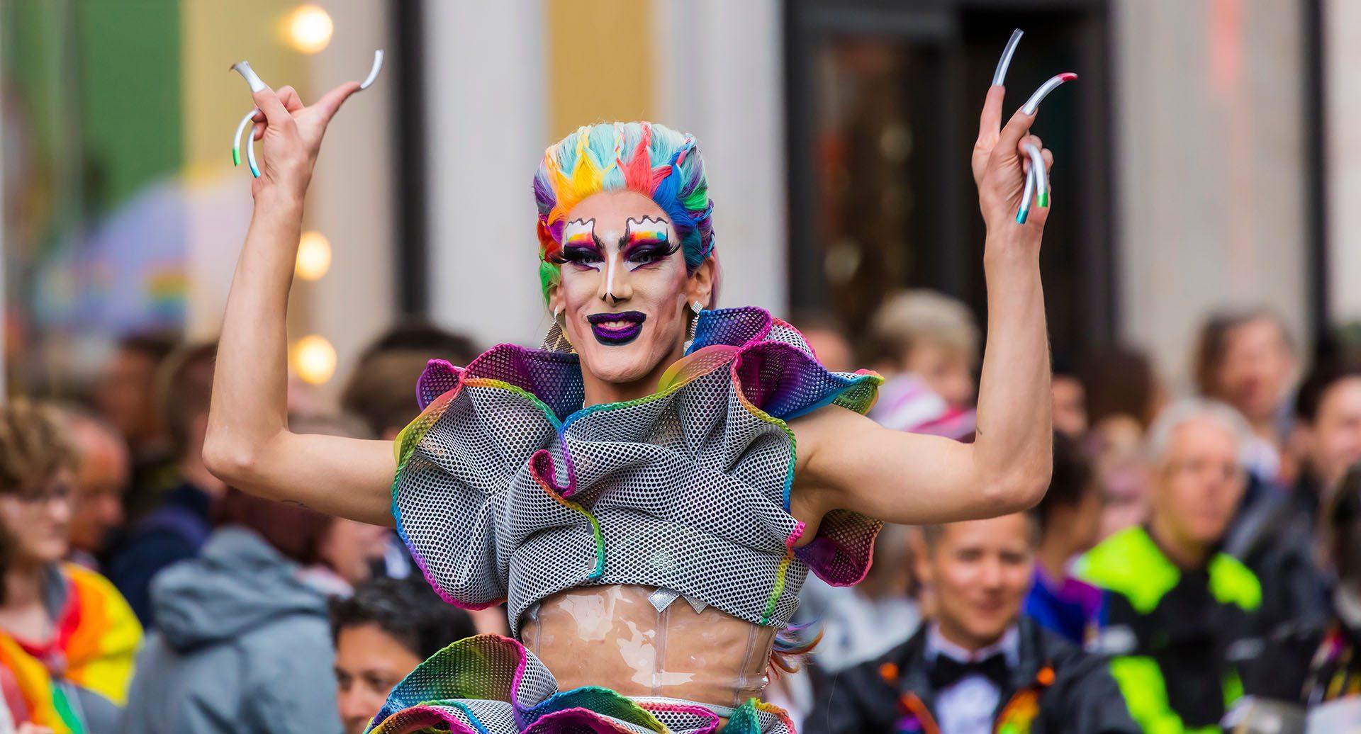 Marche de la fierté gay de Munich