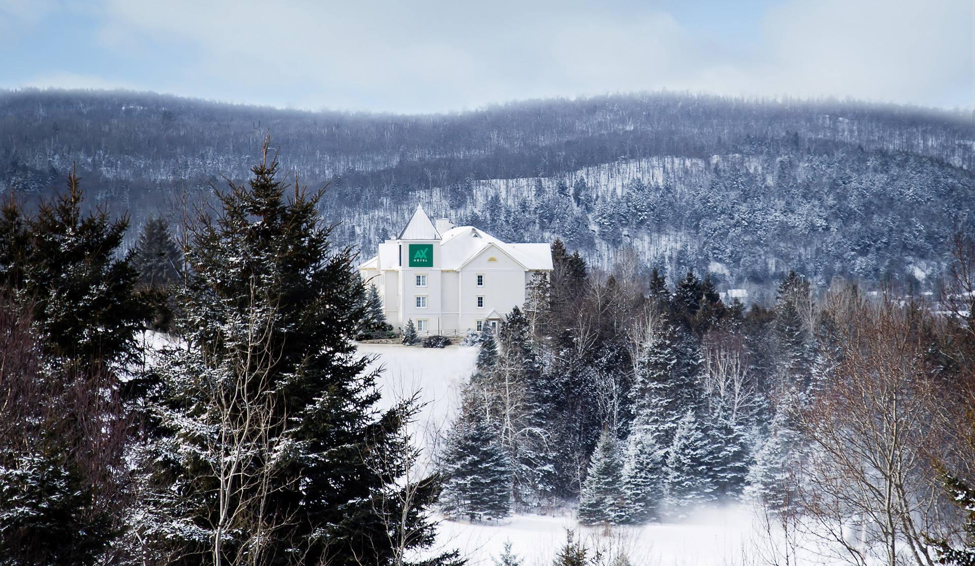 Hôtel gay du Mont-Tremblant