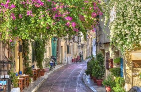Quartier gay d'Athènes