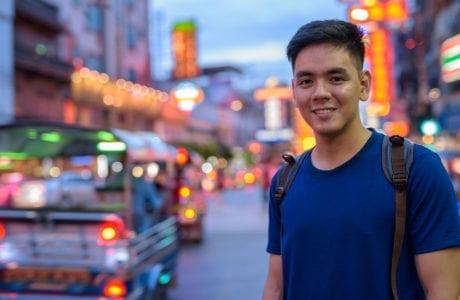 Quartier gay à Bangkok