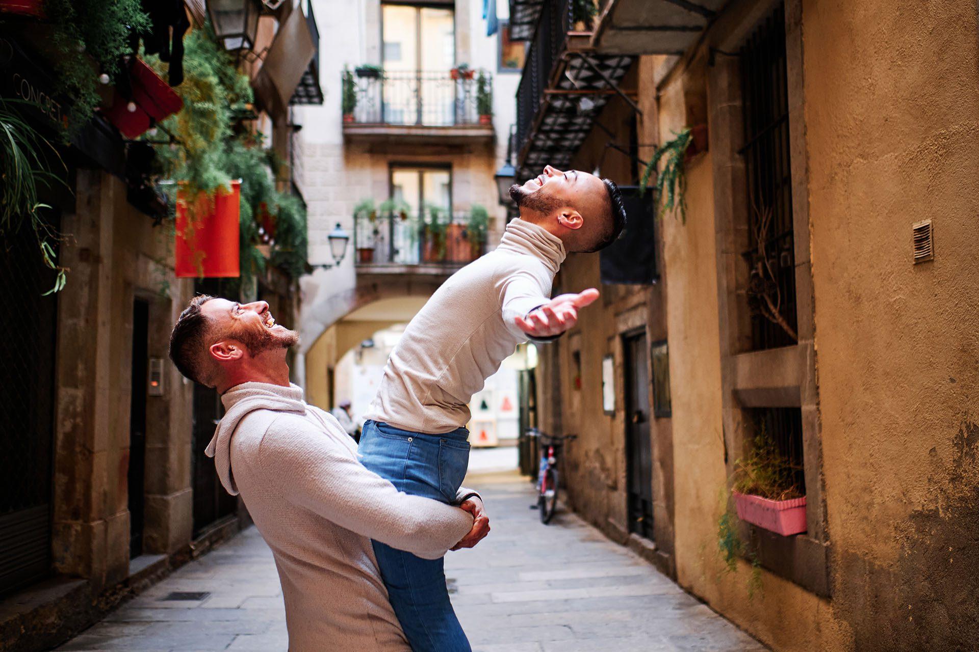 Quartier gay de Barcelone