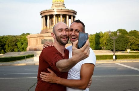 Quartier gay de Berlin
