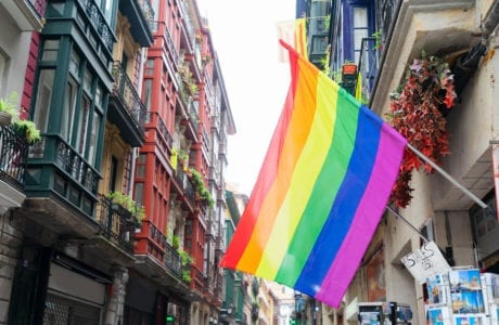 Quartier gay de Bilbao