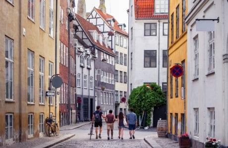 Quartier gay de Copenhague