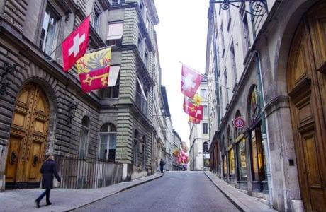 Quartier gay de Genève