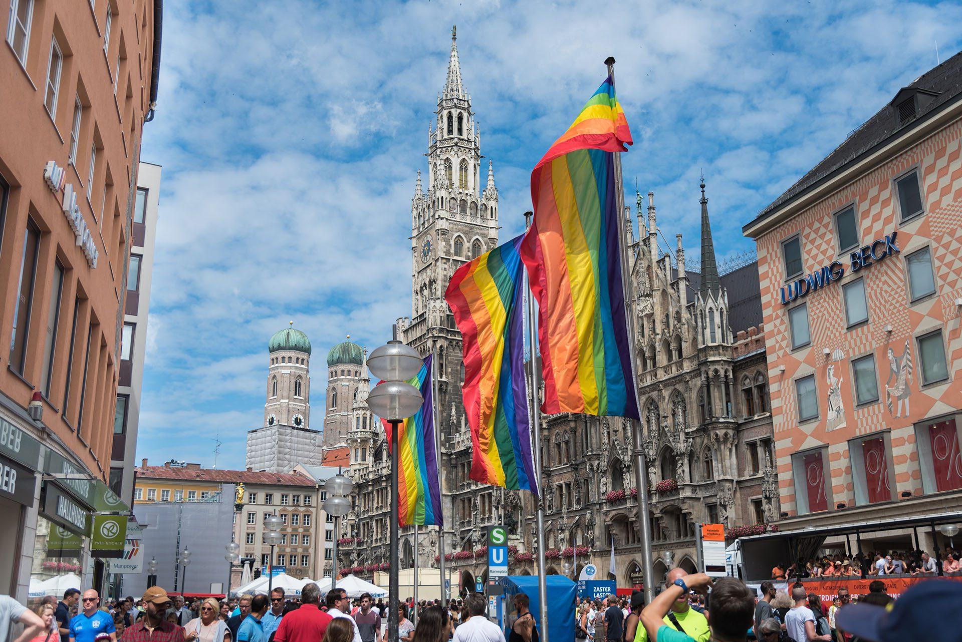Quartier gay de Munich