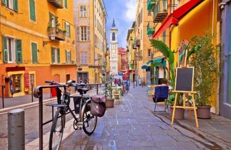 Quartier gay de Nice