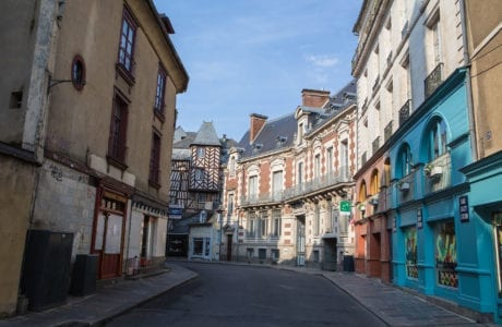Quartier gay de Rennes
