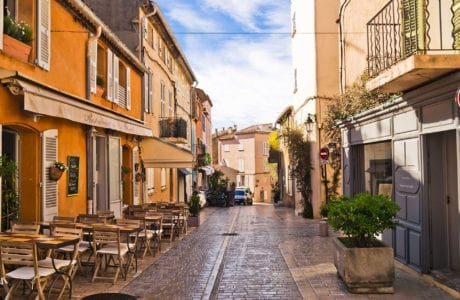 Quartier gay de Saint-Tropez