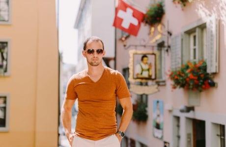 Quartier gay de Zurich