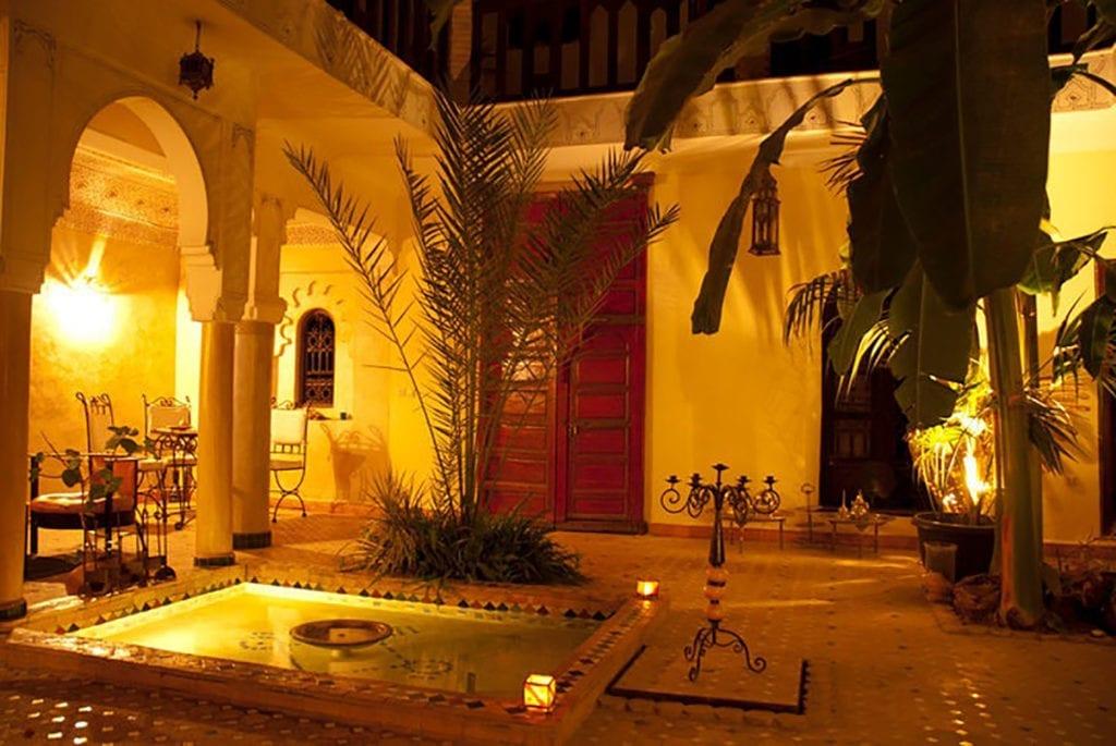Riad gay à Marrakech