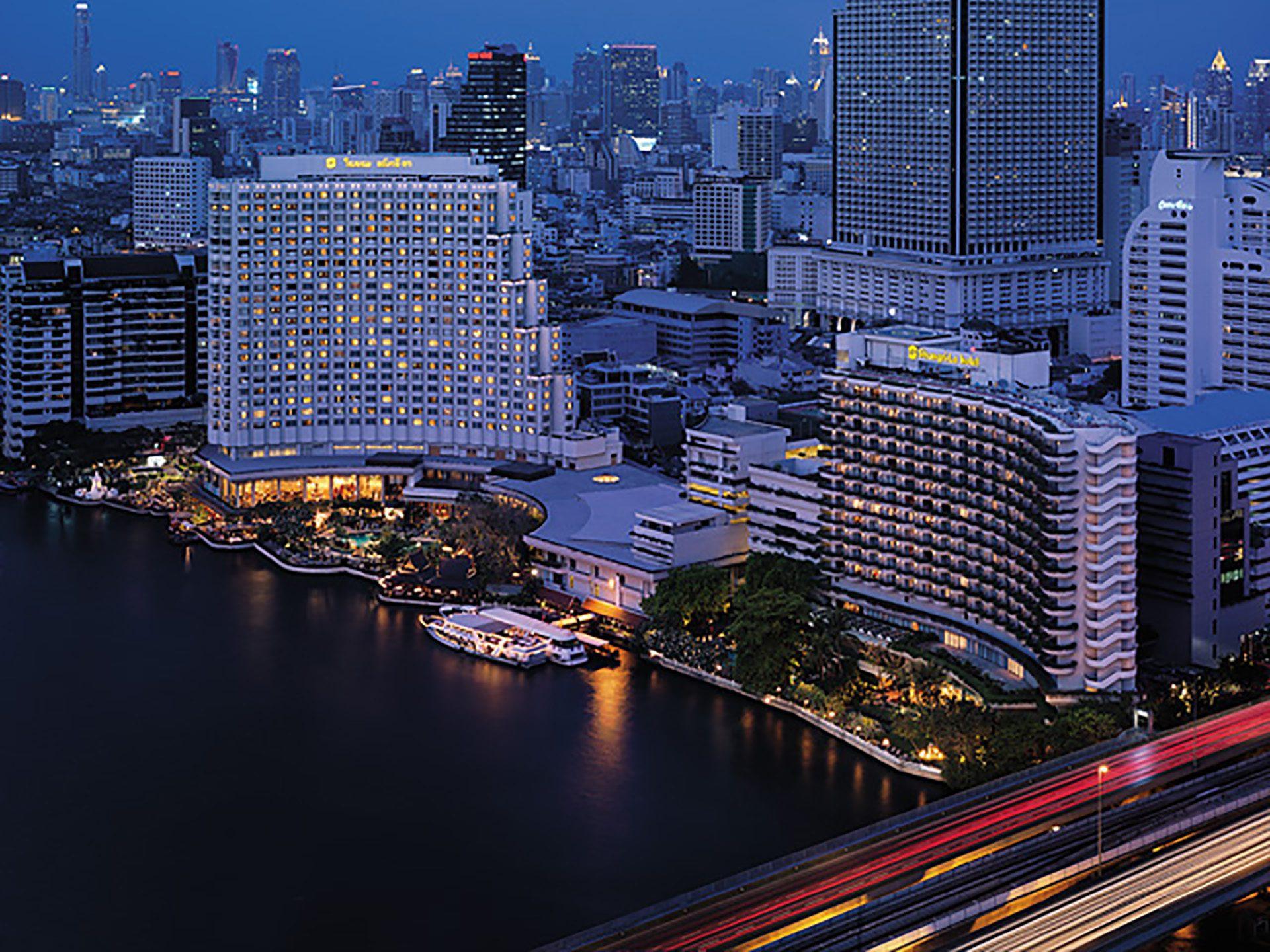 Hôtel gay de Bangkok