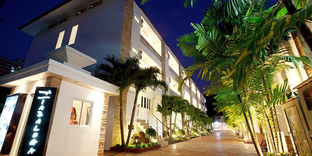 Hôtel gay de Pattaya