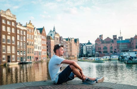 Vacance à Amsterdam