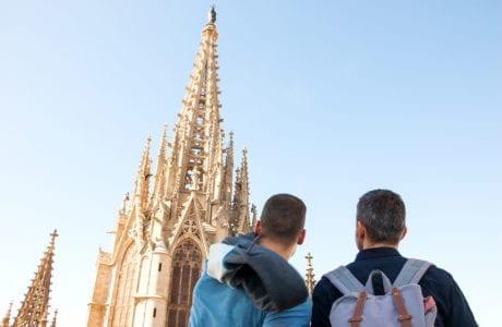Vacance à Barcelone