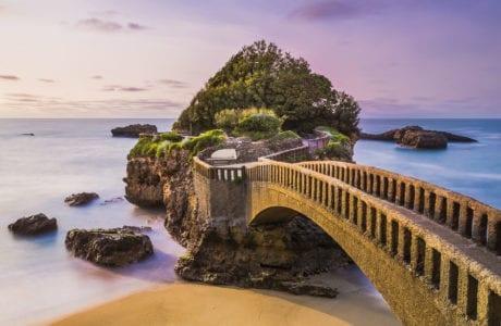 Vacance à Biarritz