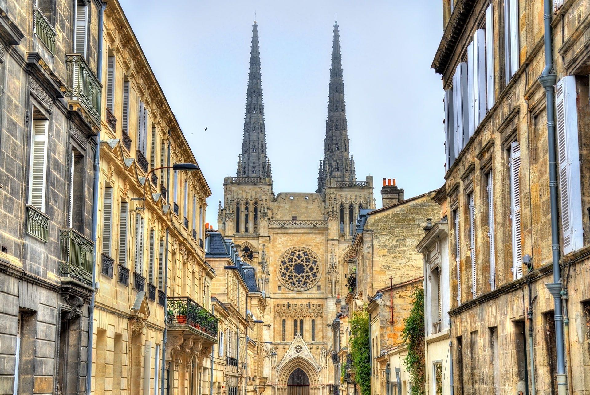 Vacance à Bordeaux