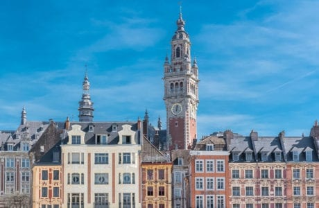 Vacance à Lille