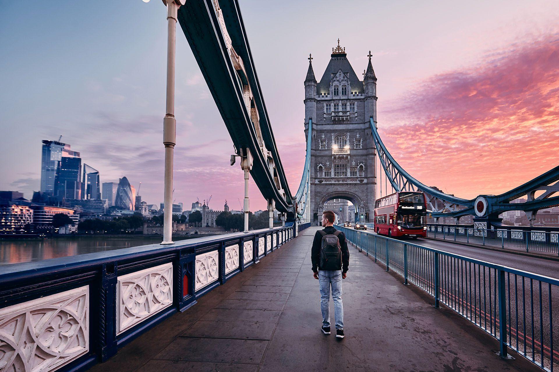 Vacance à Londres