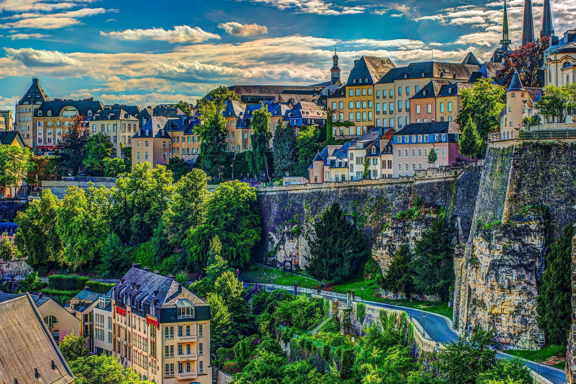 Vacance à Luxembourg-Ville