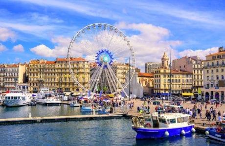 Vacance à Marseille