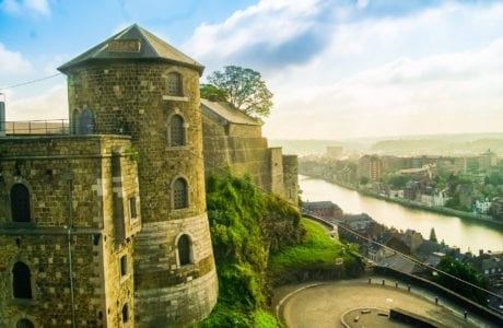 Vacance à Namur