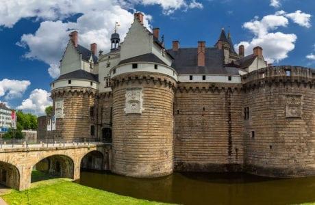 Vacance à Nantes