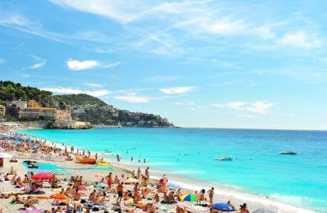 Vacance à Nice