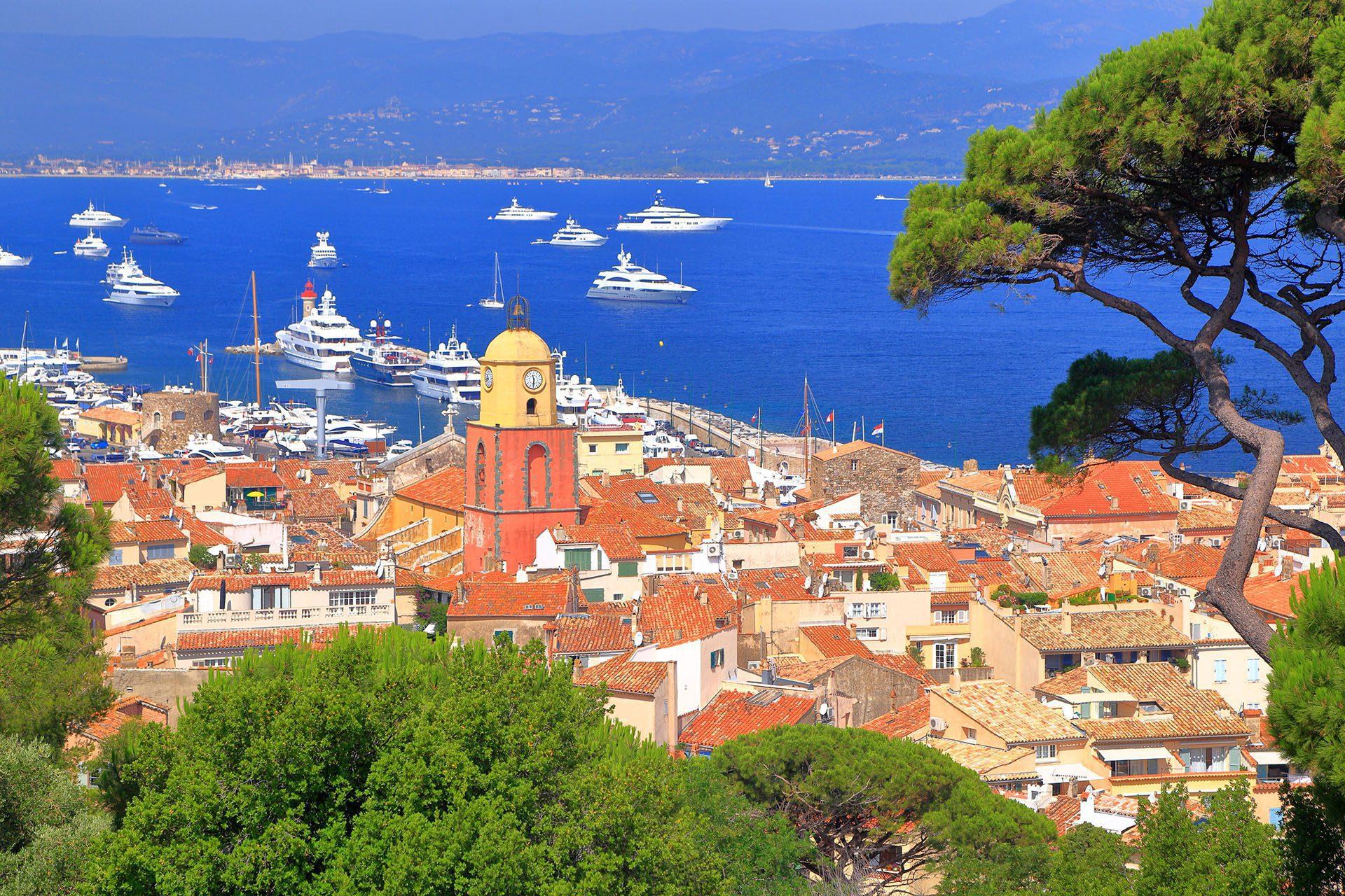 Vacance à Saint-Tropez