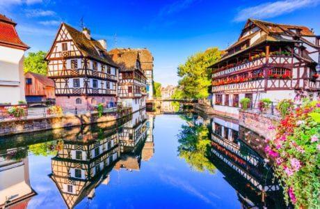 Vacance à Strasbourg