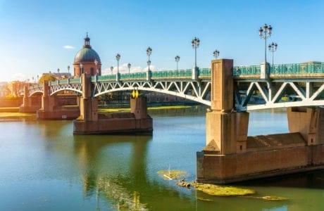 Vacance à Toulouse