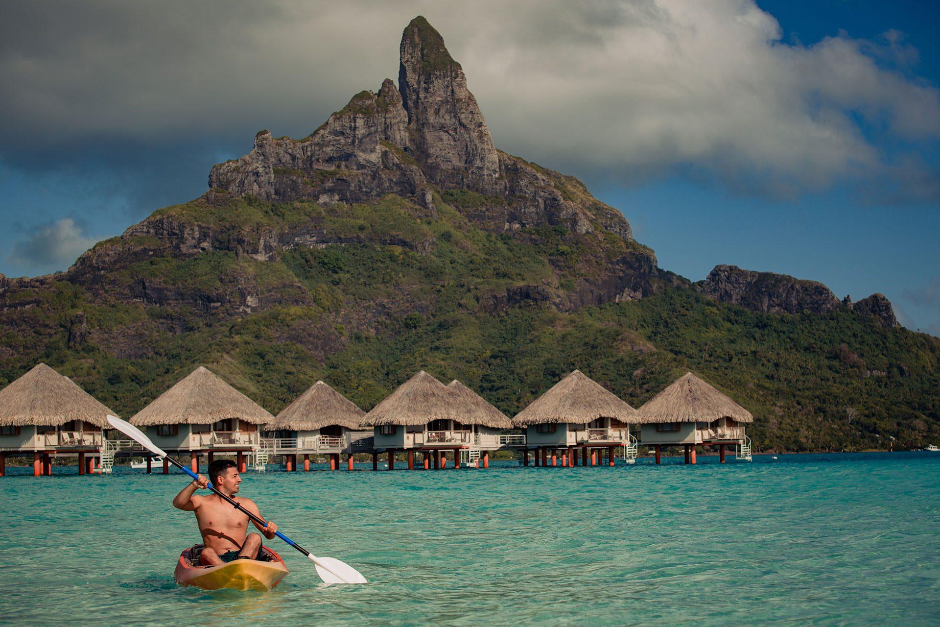 Vacance à Tahiti