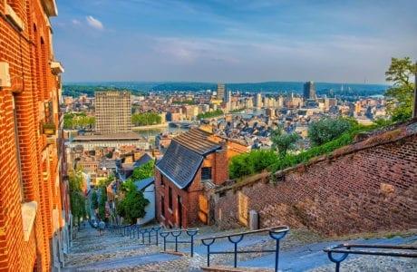 Vacances à Liège