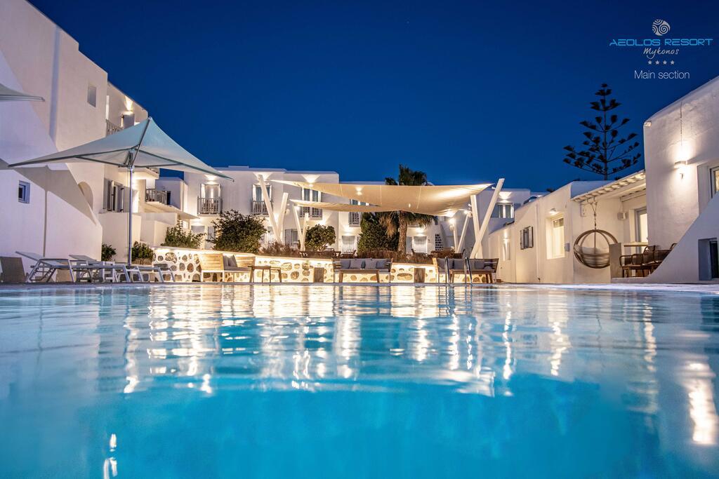 Aeolos Hotel, Mykonos
