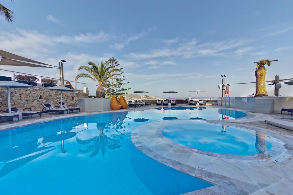 Elysium Hôtel, Mykonos