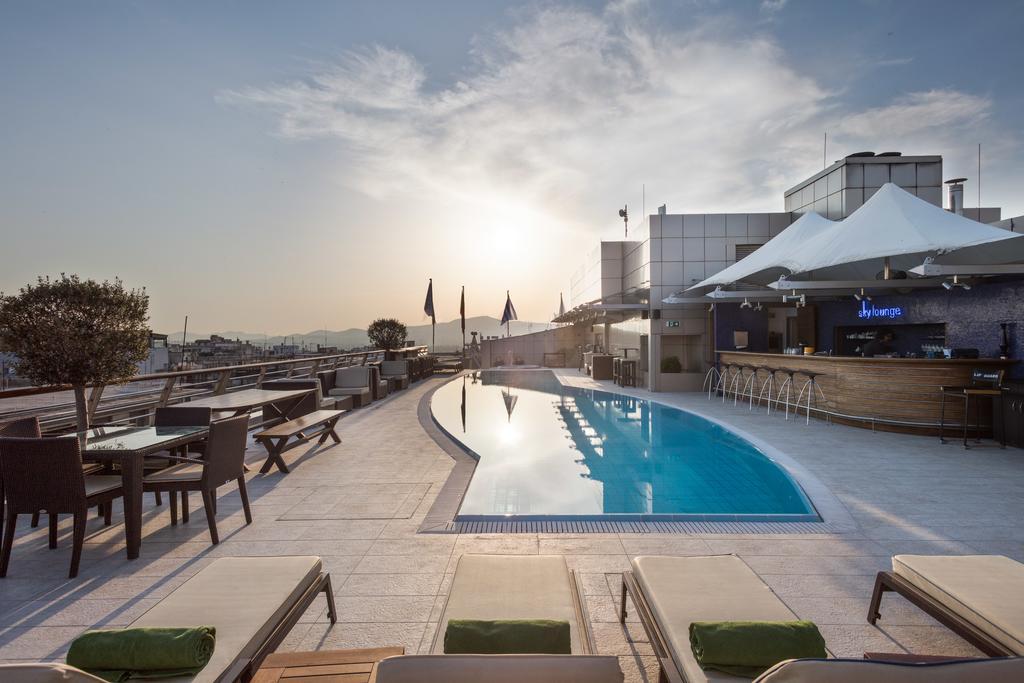 Hôtel Melia, Athènes
