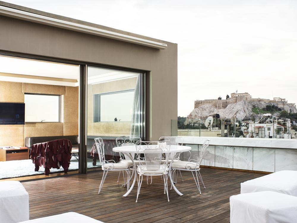 New Hotel, Athènes