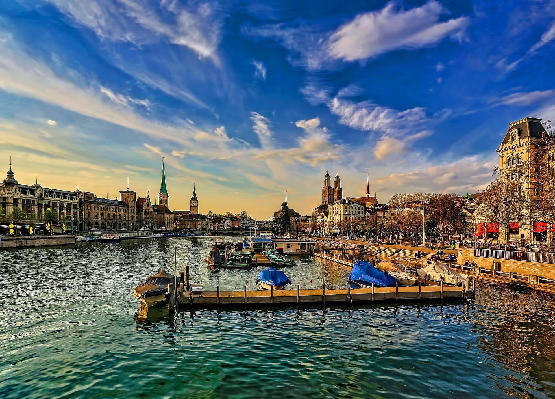 Visiter la Suisse différemment