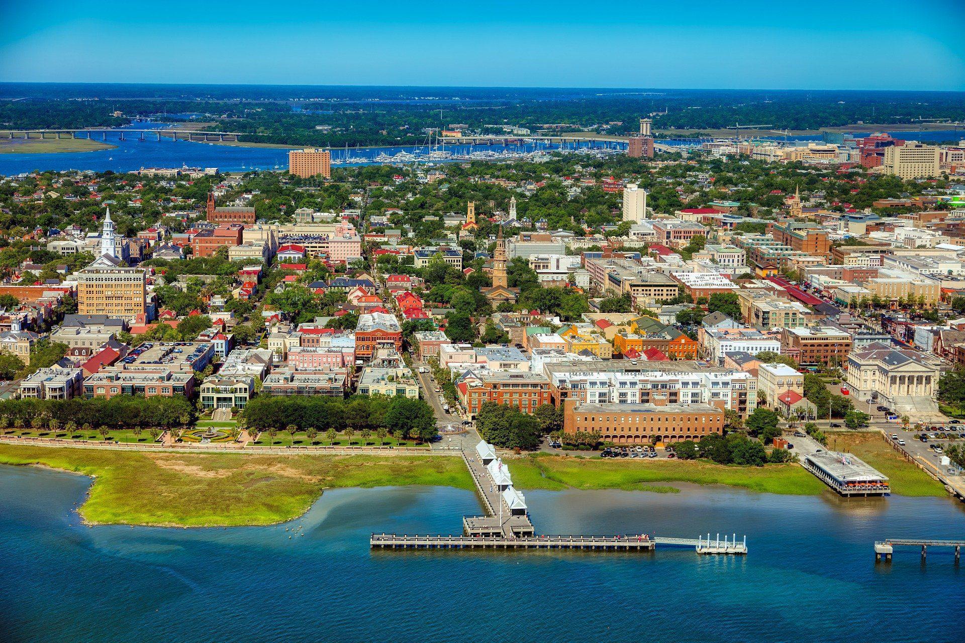 Destination gay de Charleston