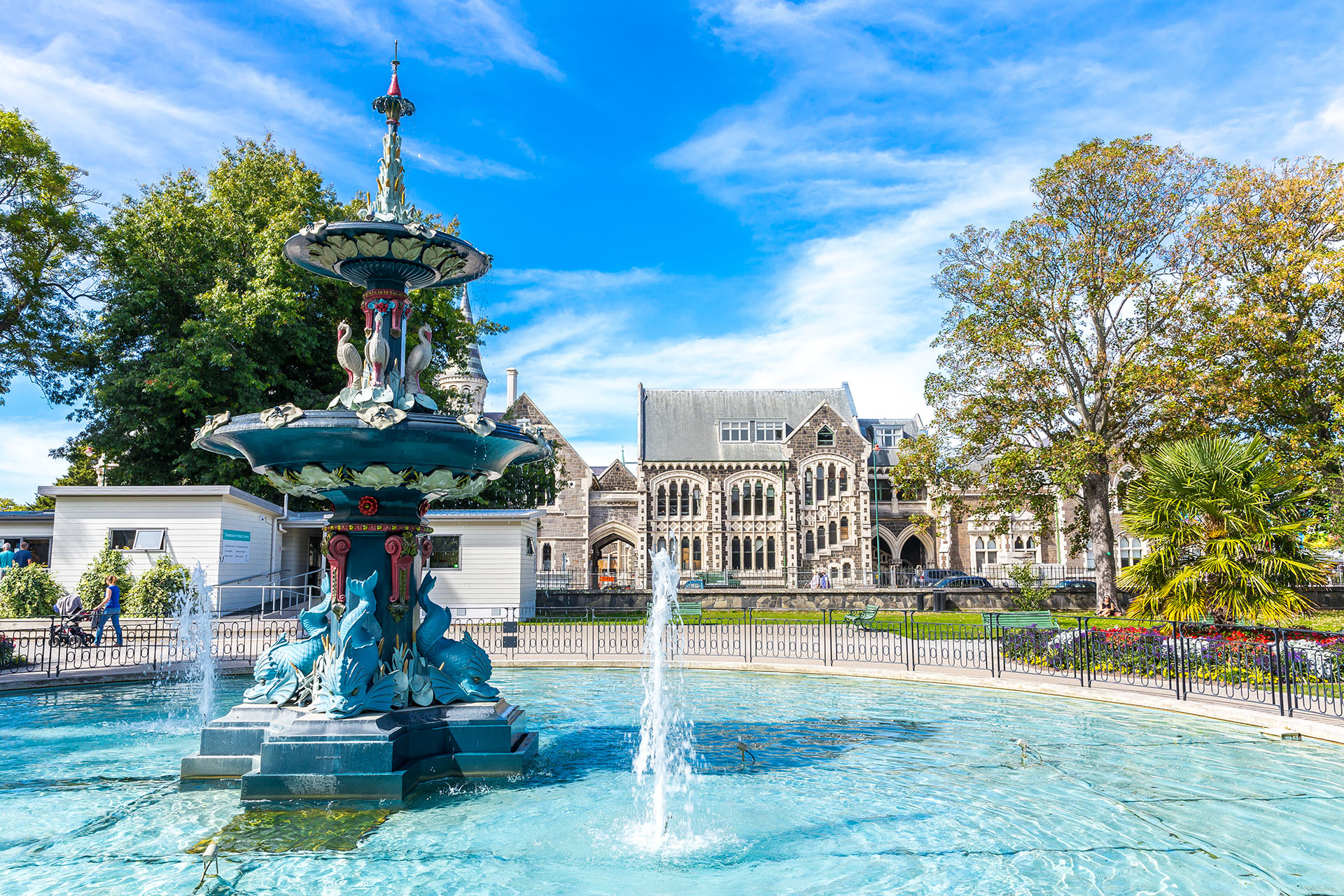 Destination gay de Christchurch