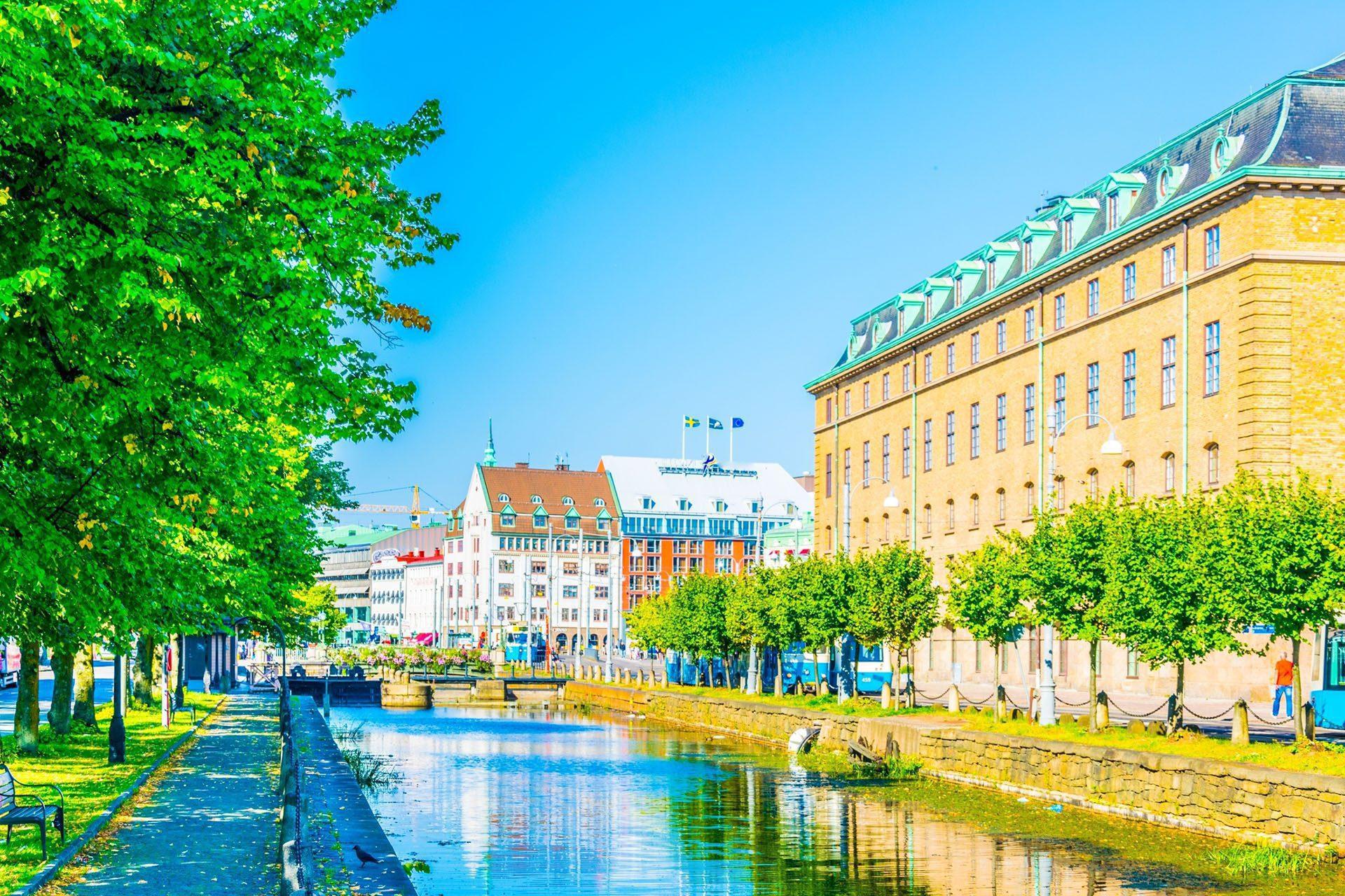 Destination gay de Göteborg