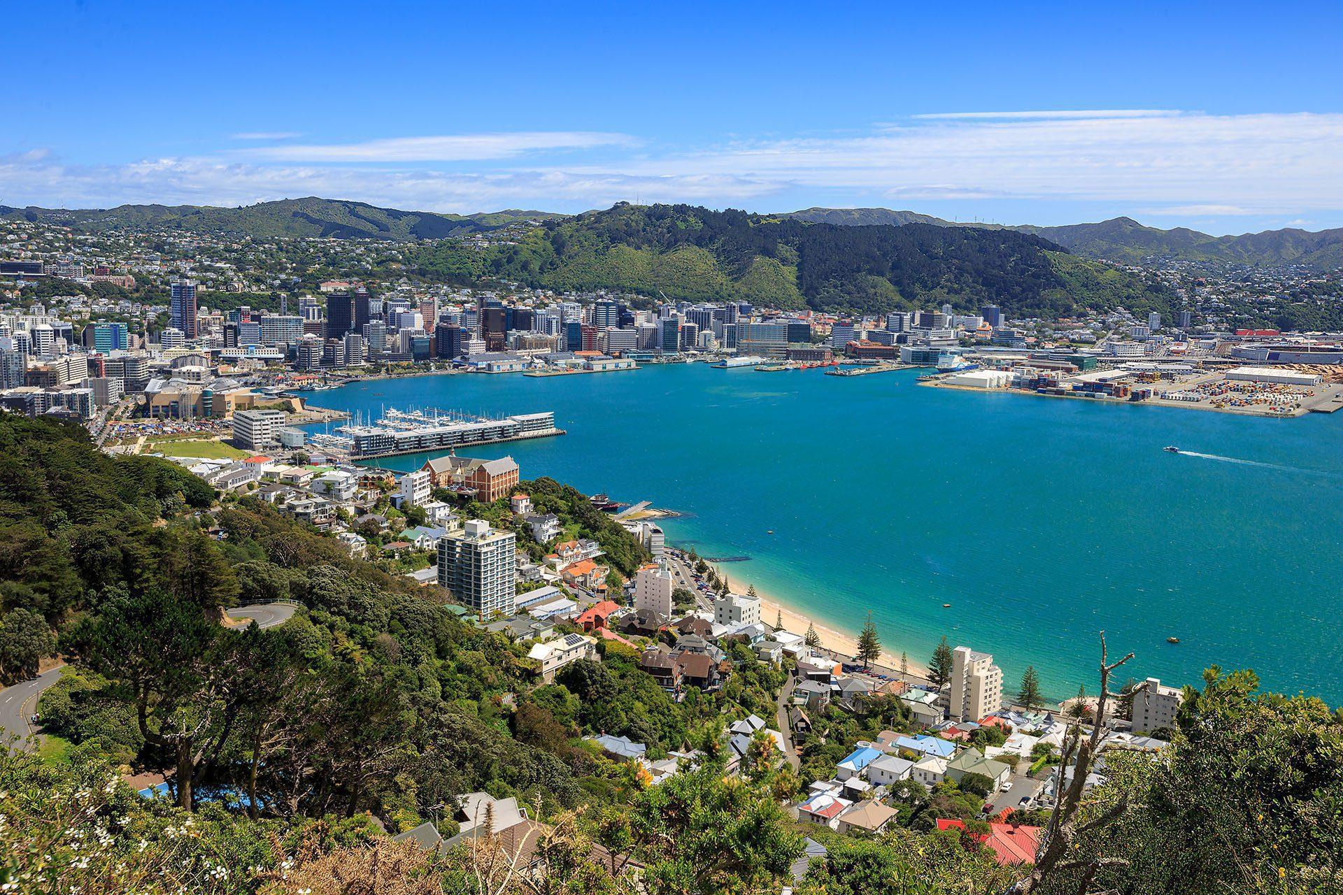 Destination gay de Wellington