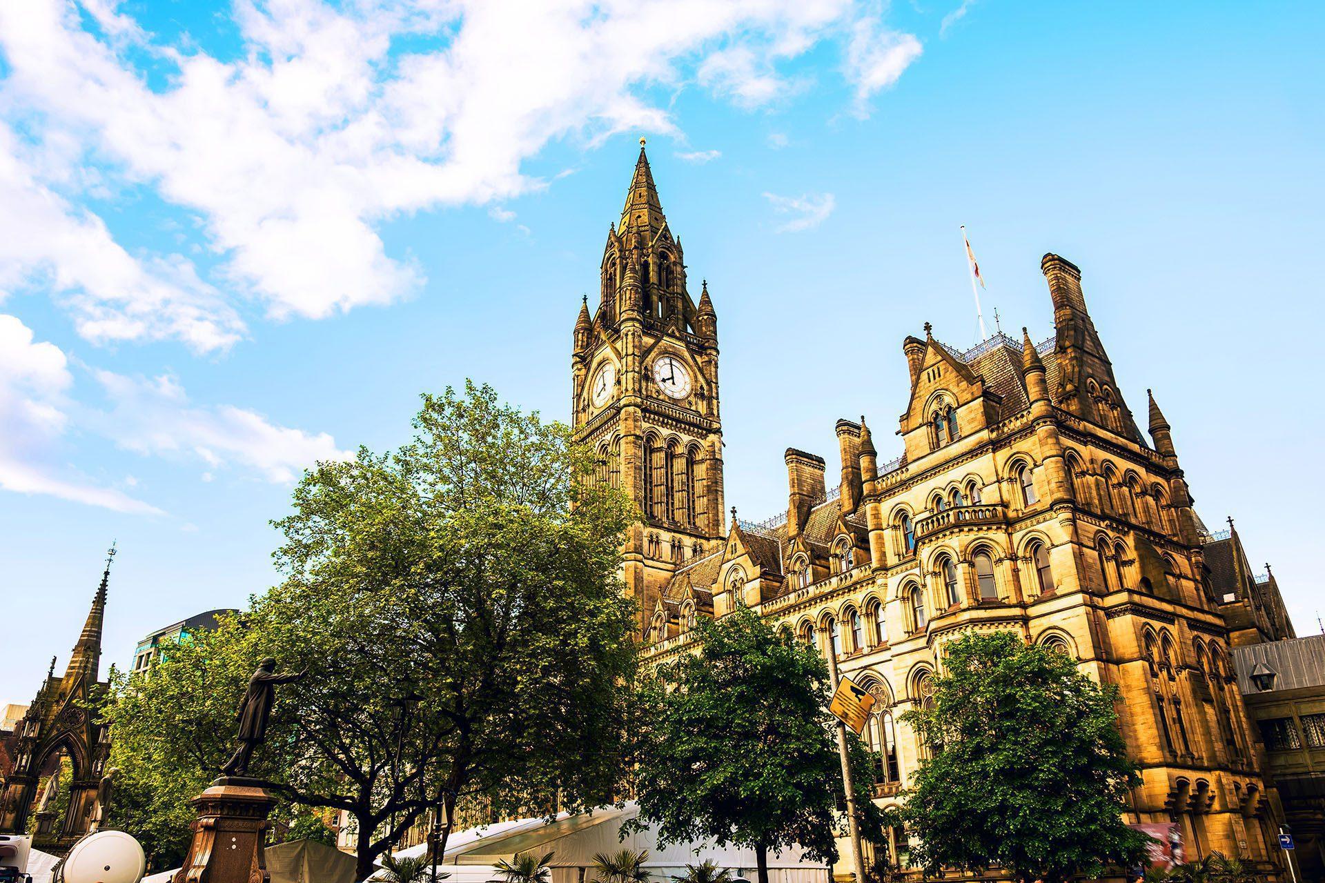 Destination gay de Manchester