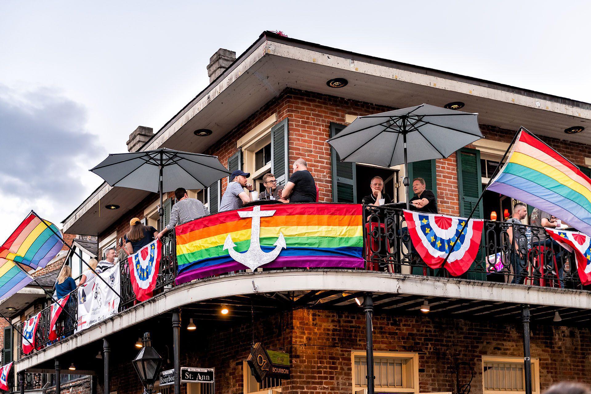 Destination gay de la Nouvelle-Orléans