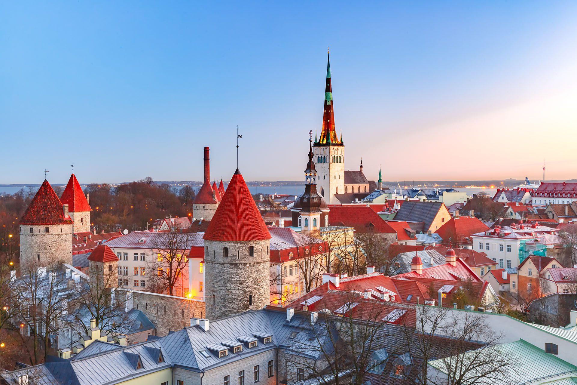 Destination gay de Tallinn