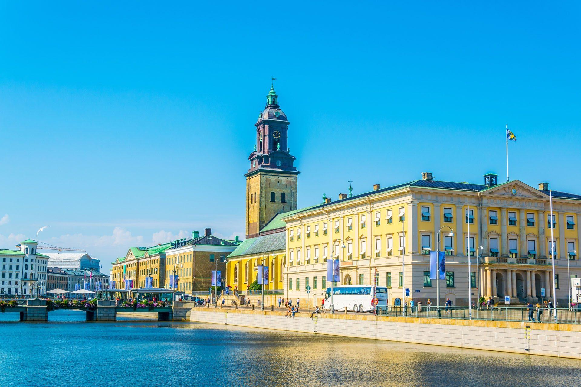 Guide gay de Göteborg