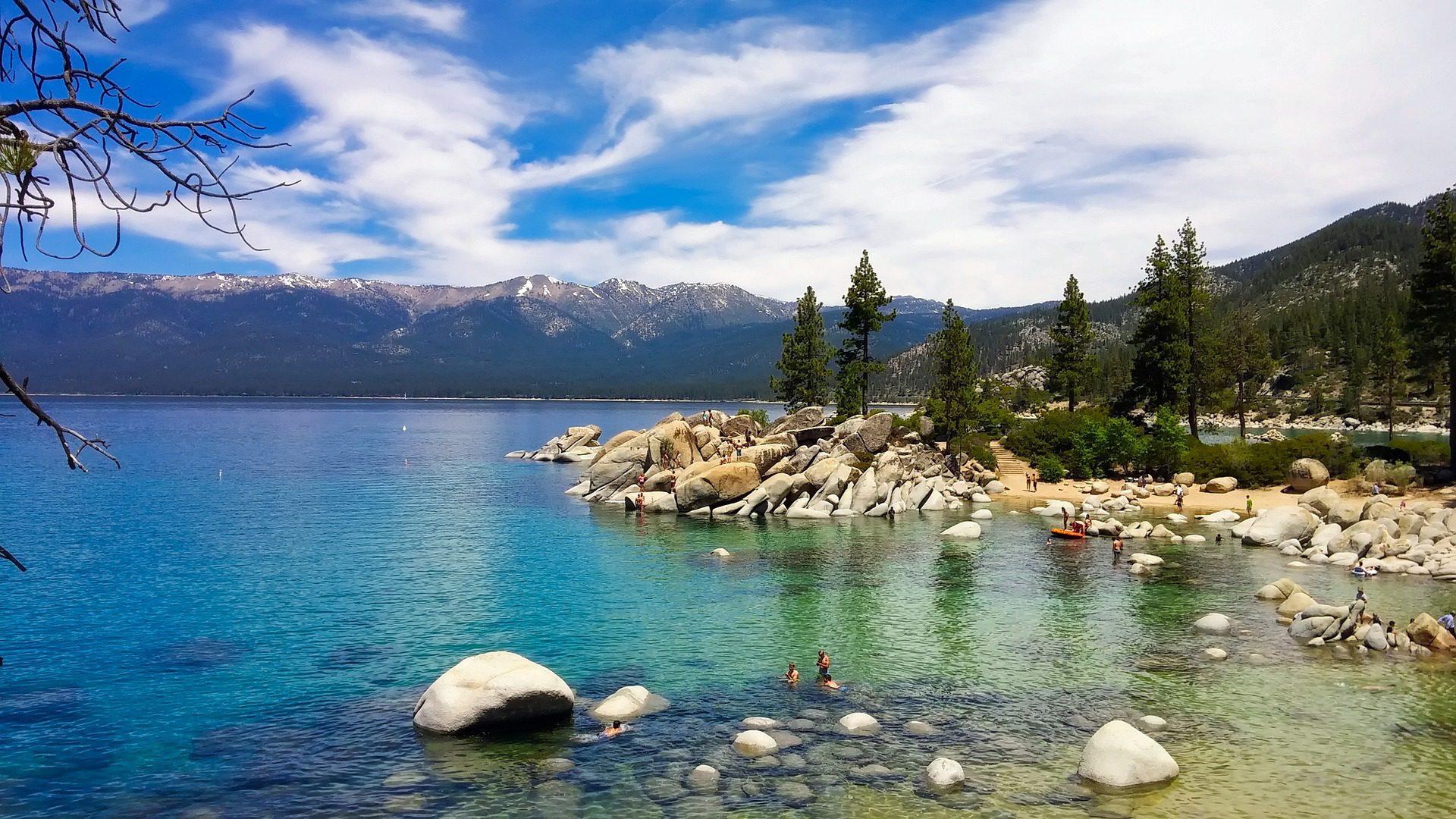 Guide gay de Tahoe Lake