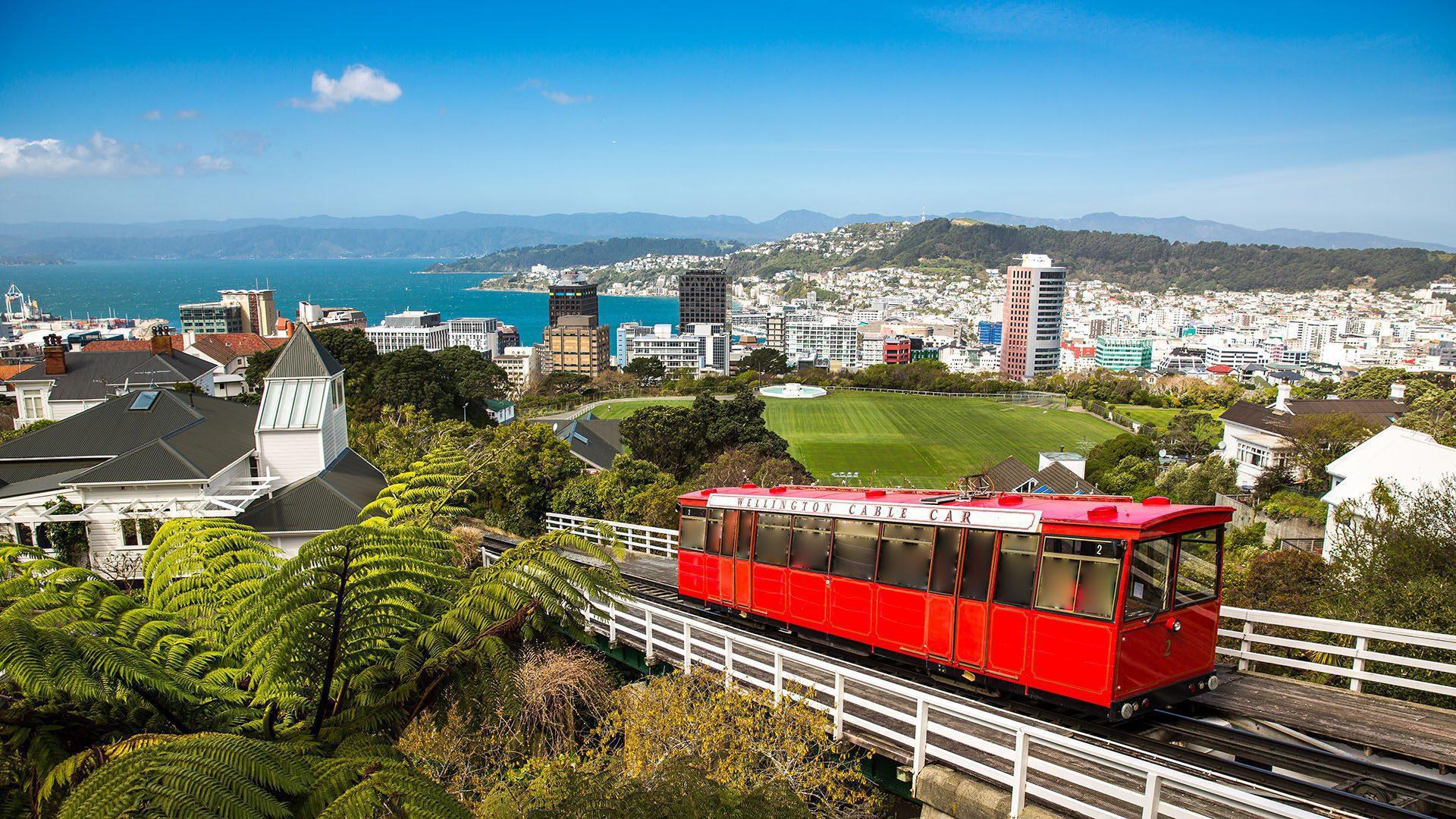 Guide gay de Wellington