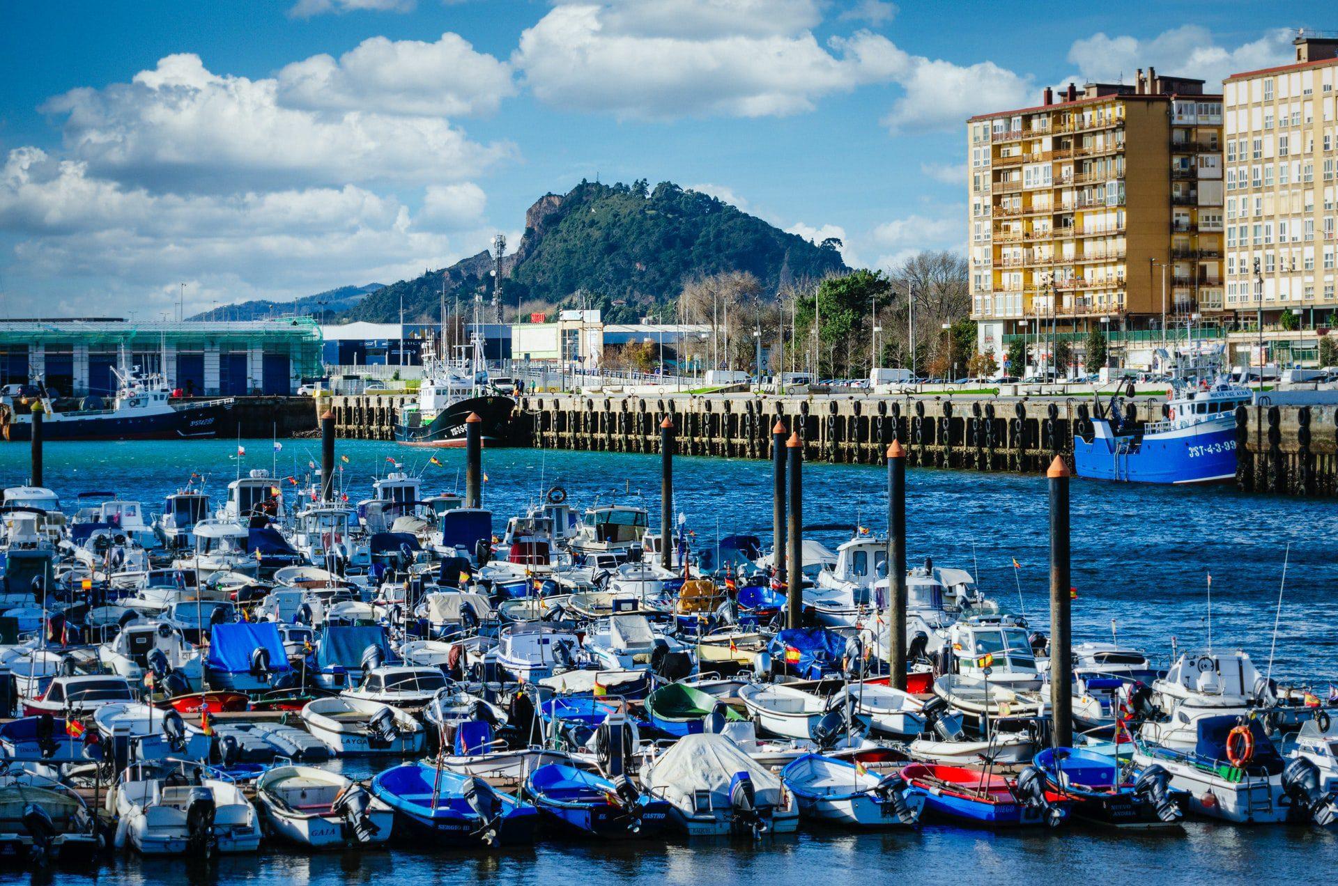 Trajet : Bilbao à Santander