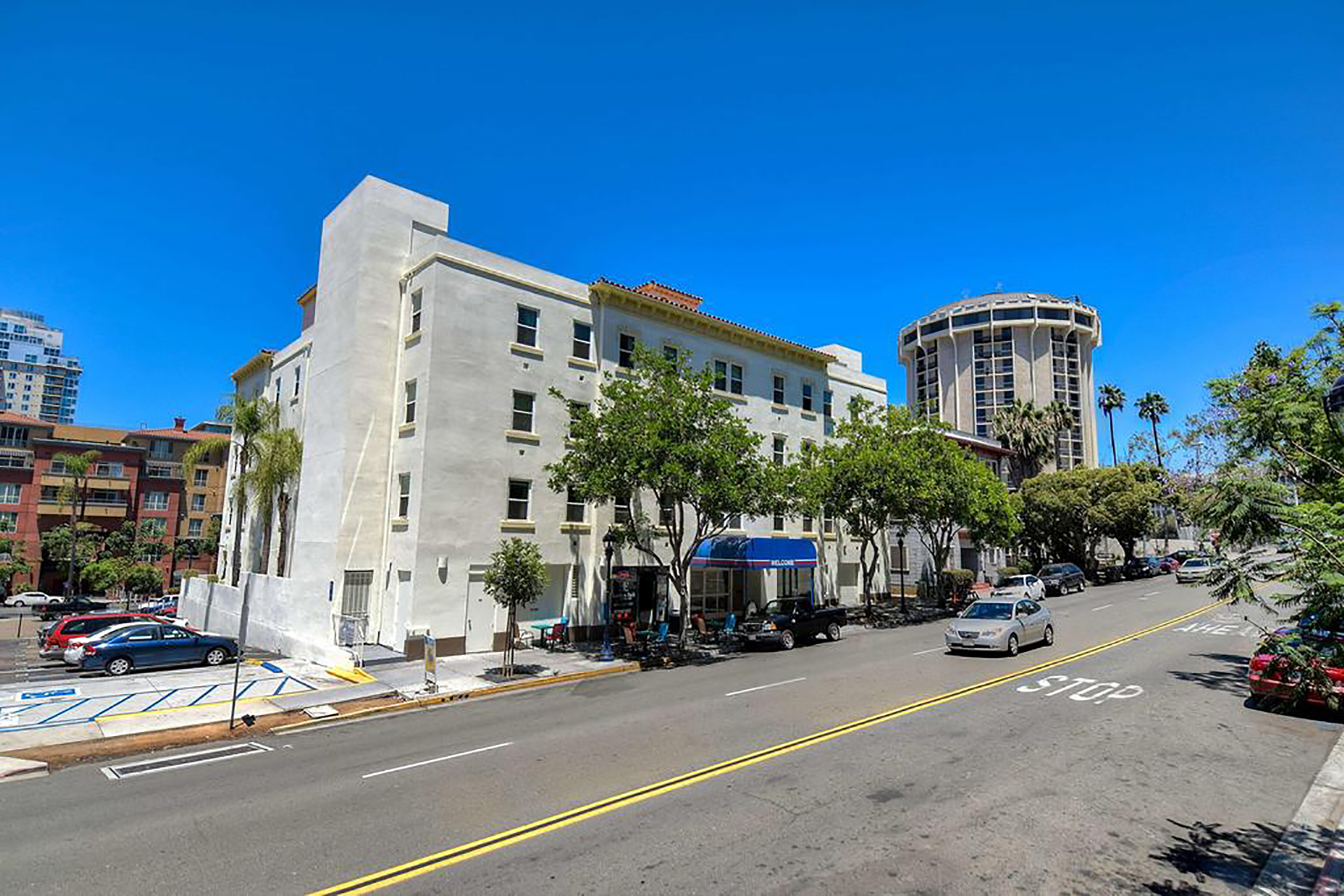 Motel 6 San Diego Donwtown